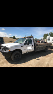 2002 Ford F-550 Flat deck Other