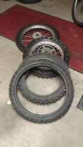 Kx 85 tires and rims