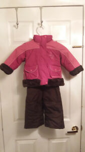Excellent condition 18 month Gusti brand snow suit