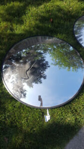 Convex mirrors - Security or Business