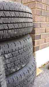 Hankook DynaPro AT 235-75-17 F150 Kitchener / Waterloo Kitchener Area image 3