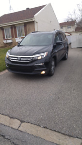 Lease takeover 2017 Honda Pilot EX-L SUV, with 2000$ incentive