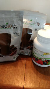 2 Chocolate Vegan Shakeology plus a free Berry Precision Protein
