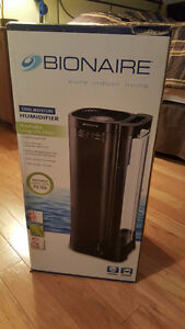 Humidifier with Long Life Filter