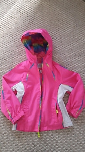 Girls 6-6X Lined Spring Jacket