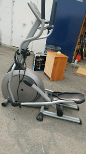 elliptical trainer x1500