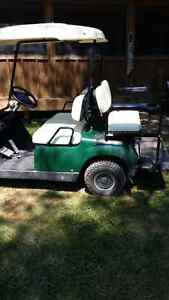 2001 Yamaha Electric golf cart