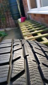 185 65 r 15 tyres/wheels