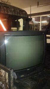 Older 26 in. color TV