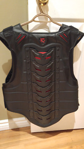 Icon motorcycle vest