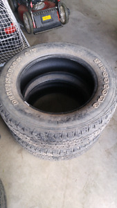 20in and 16in tires-SEE ADD FOR SIZES