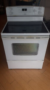 "Kenmore 30"" Electric smooth-top range"