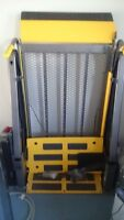 Like New Braun Wheelchair Lift