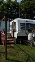 Free - getting new trailer, need it removed