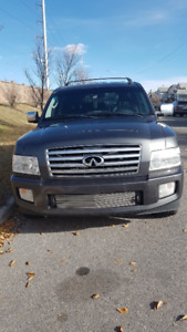 2007 Infiniti QX56 For Sale By Owner