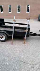 Truck Camper Jacks $160.00 each firm or $300.00 a pair.