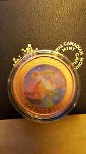 2011  50-cent Coin - Gifts from Santa