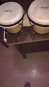 Tycoon percussion bangos