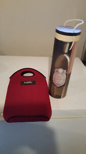 Wine Bag and Wine Holder for sale