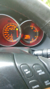 Mazda3 hatchback good condition
