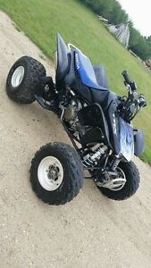 2008 TRX450r (trade for daily driver)