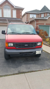 2006 ford E250 lowest km