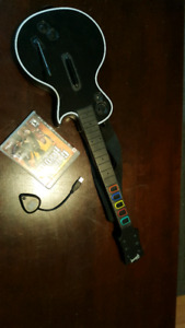 PS 3 Guitar Hero 3 w/quitar for sale