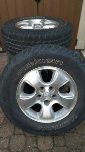 Mags Mazda Tribute 2002 16 pouces