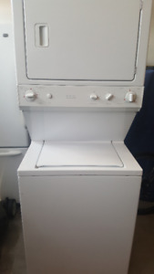 """GE quality product spacemaker laundry unit - 27"""" width"""