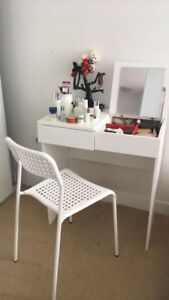 MOVING SALE Ikea Dressing table with chair