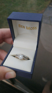Beautiful Engagement/Promise Ring