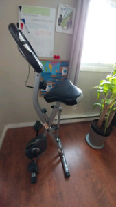 Exerpeutic Folding Indoor Bicycle Bike Exercise