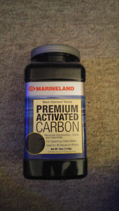 Activated carbon for reactor