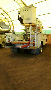 Ford Bucket Truck for Sale