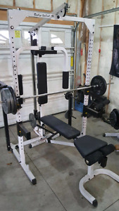 Body Solid Home Gym Strength Training Equipment