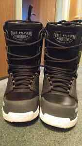 ThirtyTwo Chris Bradshaw Lashed Snowboard Boots size 11.5