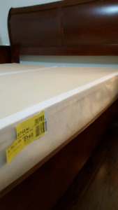 King size mattress box