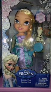 New in Box Toddler Elsa