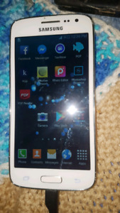 Samsung galaxy core LTE like new no scratches