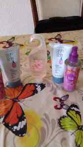 ladies body products