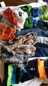 Boys Clothing lot size 3/4
