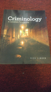 Criminology: A Canadian Perspective 8th Ed. (Rick Linden)