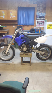 Yz 250 fresh top end