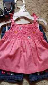 Brand new summer outfit size 3-6 months Kitchener / Waterloo Kitchener Area image 4