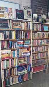 Massive Collection of Books from All Genres at FURNITURE RECYCLE