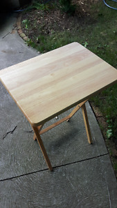 TV Table - solid wood