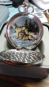 Pocket watch - Never used West Island Greater Montréal image 4