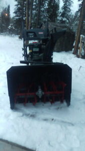 "Craftsman Snow Blower 27"" For Sale"