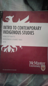 INDIG 1AA3-textbook