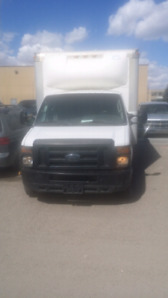 Cube for Ford E350